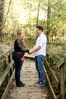 Anna and Alex - Lancaster County Central Park