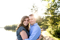Amber and Tim - Pinchot Park